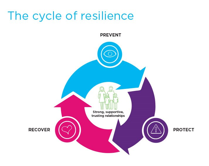 The cycle of resilience